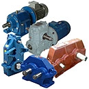 Speed Reducers & Gearmotors