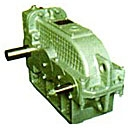 Crane Helical Gear Speed Reducers