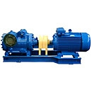 Oil Process Triple Screw Pumps